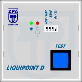 Spínací jednotka limitní hladiny LIQUIPOINT D
